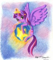 Twilight Sparkle by DogDemonsRock5