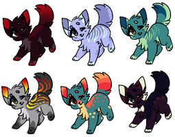 Name Your Price Adopts by Headsetables