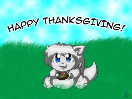 Happy Thanksgiving by GameLink7