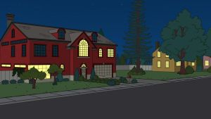 Morgendorffer Residence - Nigh by S-C