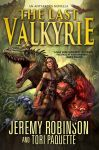 The Last Valkyrie cover by KaijuSamurai