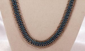 6 in 1 Blue and Silver by chain-theory