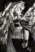 Batman By Gaslight by RADMANRB