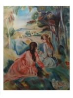 Renoir's 'In the Meadow' (Master Copy) by matternicuss