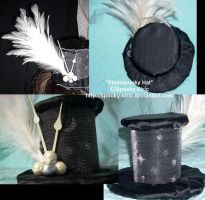 Steampunky Hat by Spooky-Elric