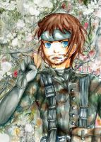 Big Boss by PaleFunnyGhost