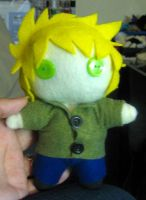 Tweek Doll by MissDeadEnd