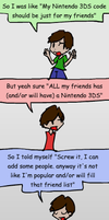nintendo 3ds friendcode by Mythical-Human