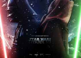 Star Wars Episode VII - Wallpaper by AncoraDesign