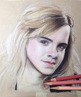 Emma Watson progress sorry not finished by MacHammac