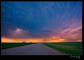 Summer Storm Saskatchewan by pictureguy