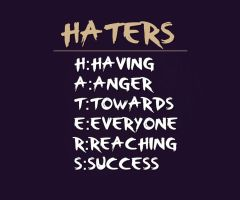 Haters 9 by xXB3AUTIFULXx