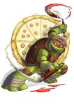 TMNT Michelangelo Masterpiece by MarceloMatere