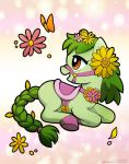 Little Flower Bouquet Pony by LCibos