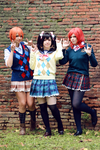 Back to School - LOVE LIVE! by Junicchi