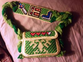 Zelda Purse #2 Full Front by Lynzie1217
