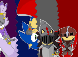sonic and the black knight by MmMmM676