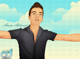 New Vector ART - Amine Akhouad - by CoolDes