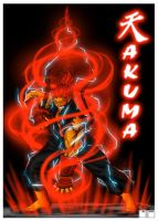 Akuma's Power by Flo-Jitz