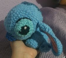 Gift - Baby Stitch plush by Ayinai