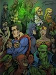 Justice League! by JeffyP