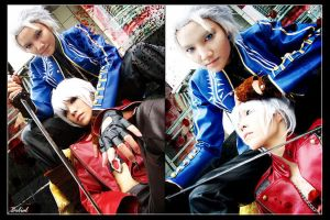 DMC3 Cosplay by BeBelial