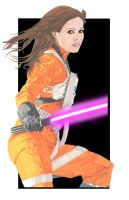 Jaina Solo 2 by NORVANDELL