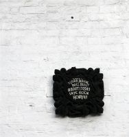 plaque by awjay