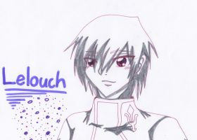 Lelouch by Snowstorm102