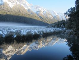 Mirror Lakes by crystal-pendragon