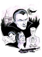 Dracula Mash-up by frankdawsonjr