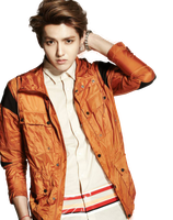 Render - PNG {EXO's Kris} by EXOtic-Shinniee