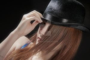 Top hat by JoHorner