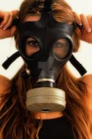 Gasmask by missourimedic