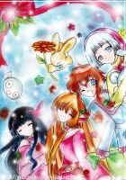 Contest: CLAMP in Christmas by Clamp-fanclub