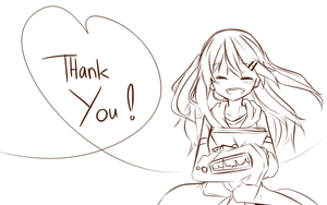thanks by HimeHimeka02