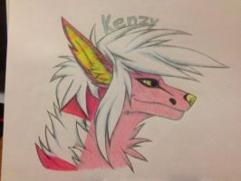 Giveaway - request # 12 - Kenzy by sniperXtentapsy