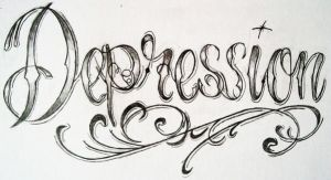 just lettering by GeertY