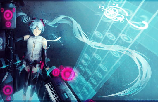 Miku Suspend by crossexe