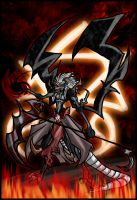 Daemon: Wrath's True Form by Kiarou