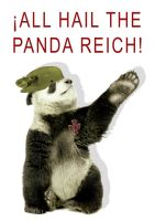All Hail the Panda Reich by Shiuman