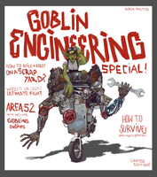 Goblin Engineering magazine by white-etihw