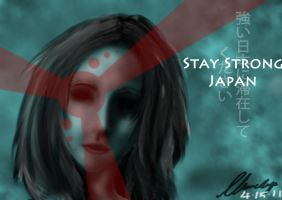 Stay Strong Japan by Smileyface102g
