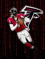 Michael Vick by rkw0021