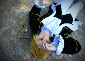 Jack - Pandora Hearts by PriSuicun