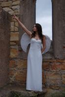 Posed Angel 11 by Storms-Stock