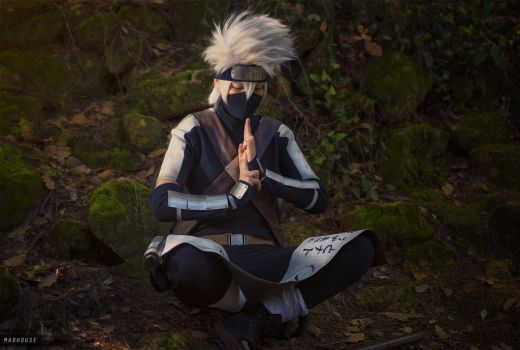 Kakashi hatake - Learning by StudioMadhouse