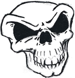 Skull Tattoo Designs 4