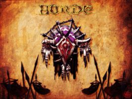 Horde Wallpaper by MiloMyth