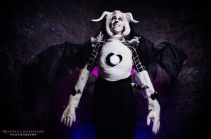 Asriel Dreemurr by KJH-Photography